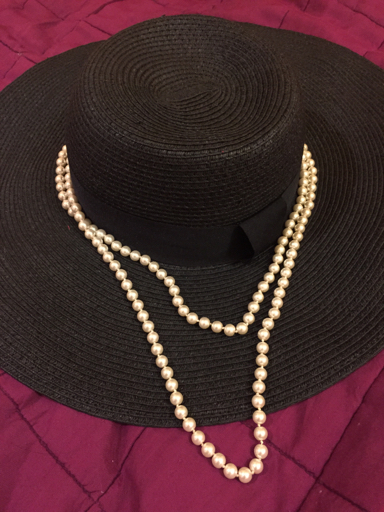 Pearl necklace 珍珠項鍊 image