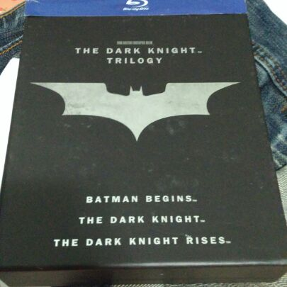 dark knight triology blu ray image