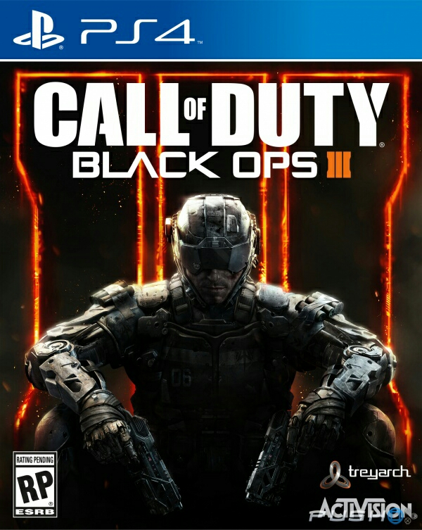 Call of Duty Black Ops III (PS4) image