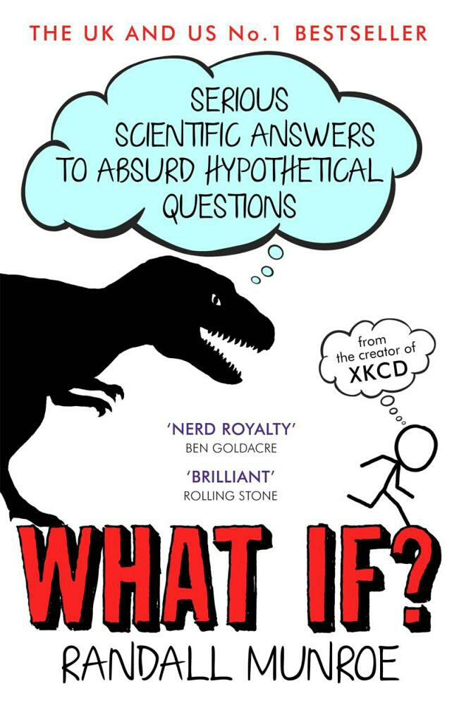 What If? By Randall Monroe (xkcd) image