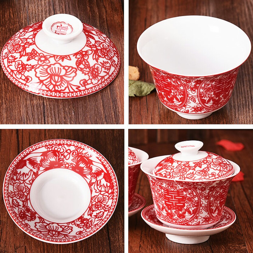 中式茶具 | Chinese tea set image