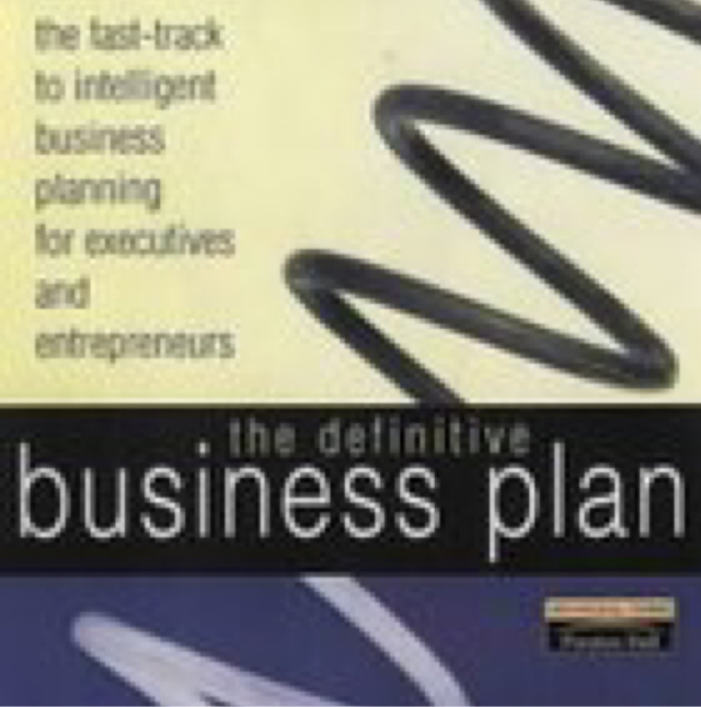 The Definitive Business Plan image