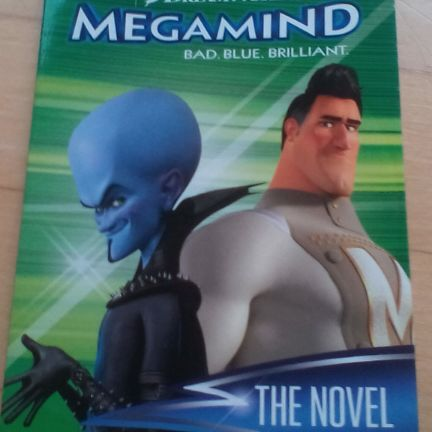 Megamind: The Novel image