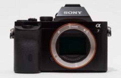 Sony A7 body only image