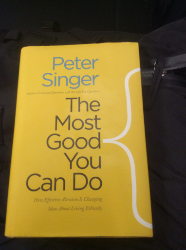 Peter Singer - The Most Good You Can Do image