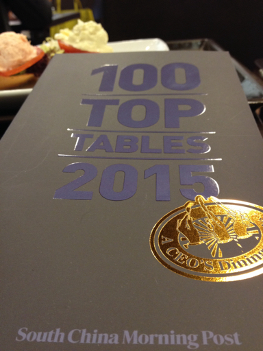 SCMP 100 Top Tables 2015 image