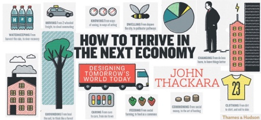 How to Thrive in the Next Economy image