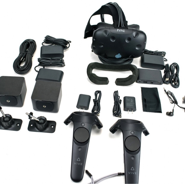 HTC Vive (with PC) image