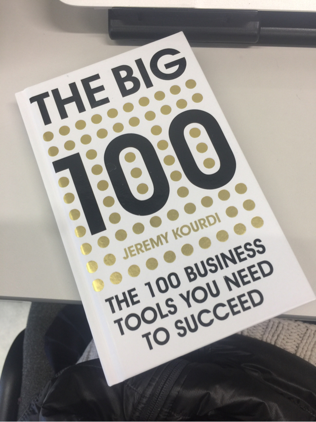 The 100 Business Tools You Need To Succeed image