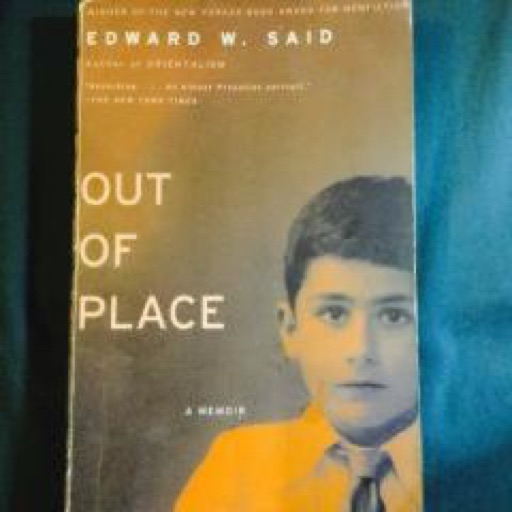Edward Said: Out of Place image