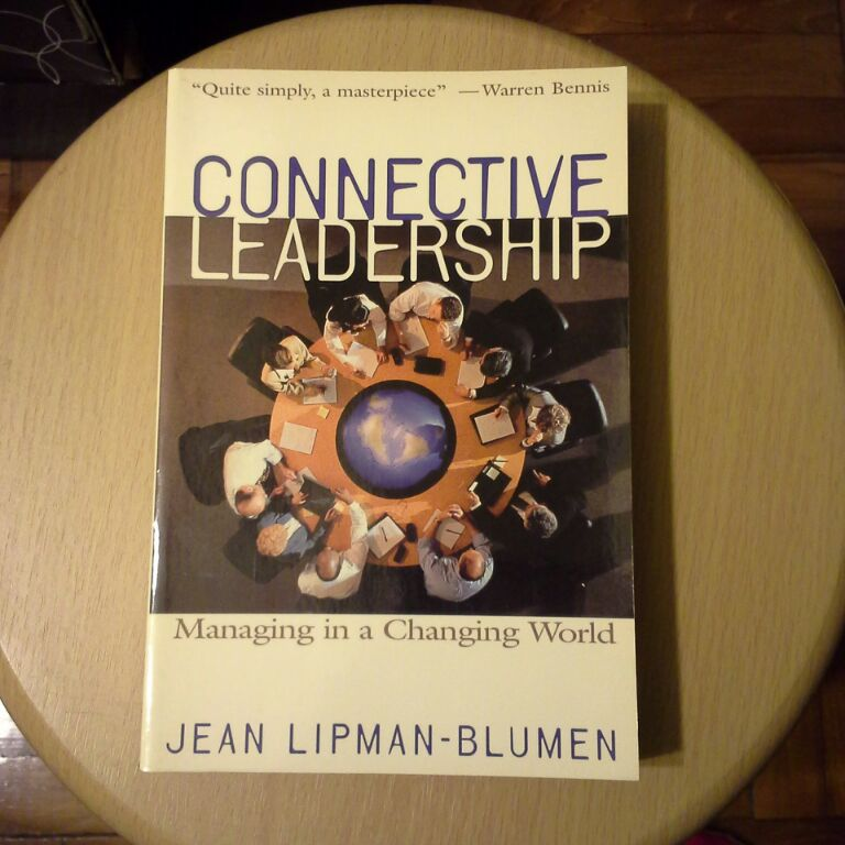 Connective leadership image